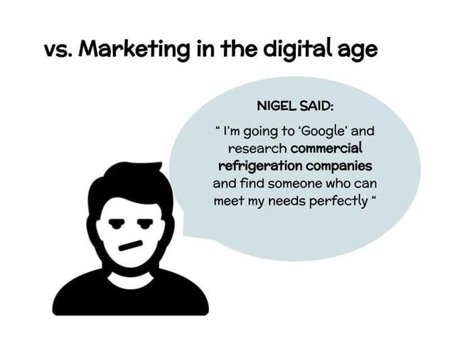 B2B Marketing in the digital economy